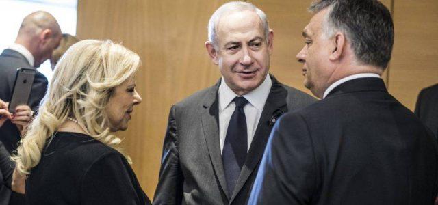 Netanjahu felesége erőszakkal akart bemenni a pilótafülkébe, miután nem köszöntötte a pilóta