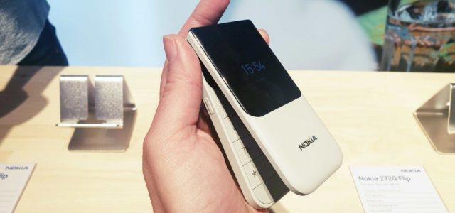 Hoppá: visszatért az ikonikus, összecsukható Nokia