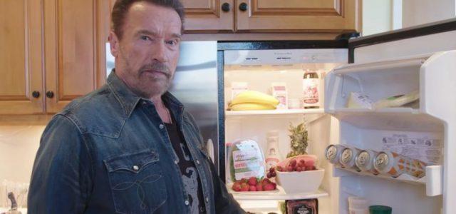 Schwarzenegger már majdnem átállt a vegánságra, és kedvence a citromos sör