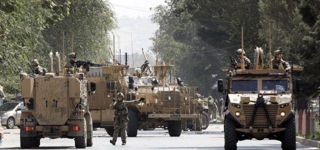 Rakétatámadás Kabulban 9/11 évfordulóján