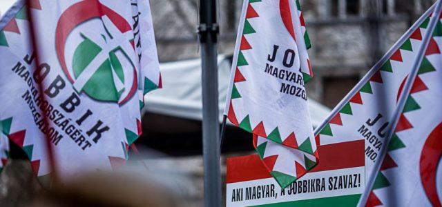 Felfüggesztették a Jobbik győri alapszervezetét