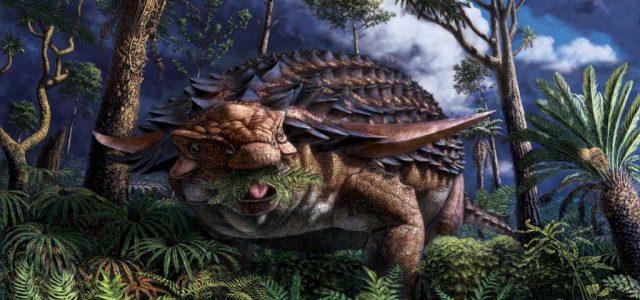 Kiderült, mi volt a dinoszaurusz utolsó fogása