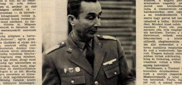 Dobó Istvánt is az olimpiai bajnok kardvívó készítette fel Eger védelmére