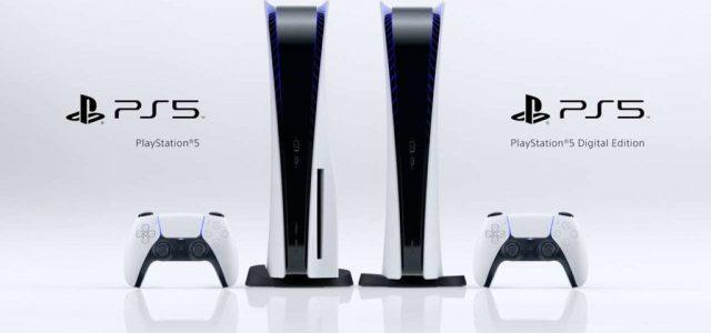 Leleplezték a PlayStation 5-öt, két verzió lesz belőle