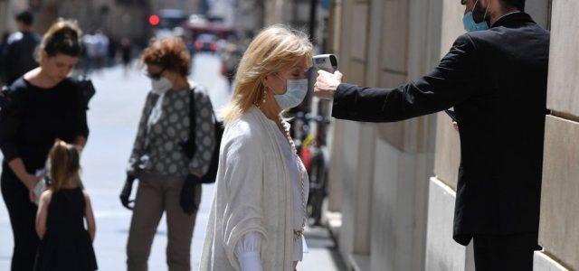 Olaszországban csak nem akar kifújni a koronavírus, újabb 400 fertőzött lett egy nap alatt