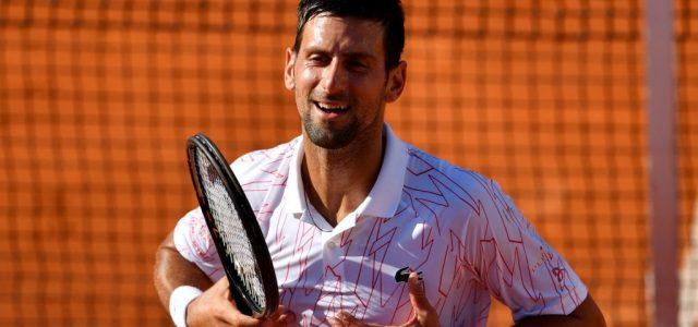 Novak Djokovic elsírta magát, miután kiesett a tenisztornájáról