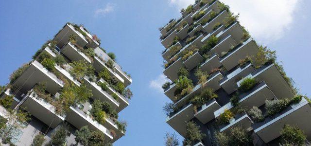 Függőleges erdők határozhatják meg a jövő nagyvárosának képét