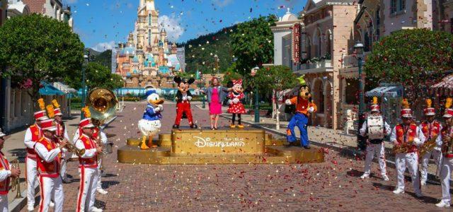 Elég szomorú látvány az újranyitott hongkongi Disneyland