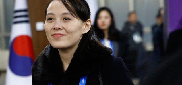 Berobbant a világpolitikába Kim Dzsongun húga