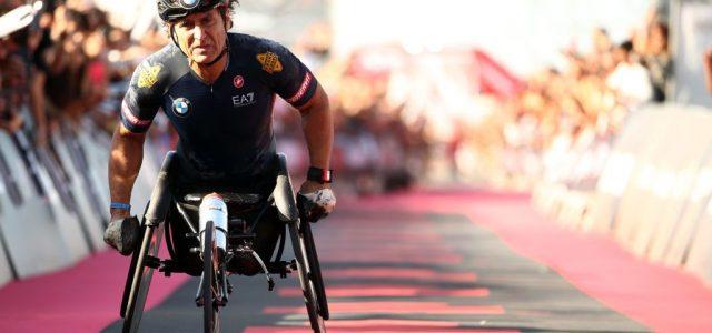Újabb műtéten esett át a legendás paralimpikon