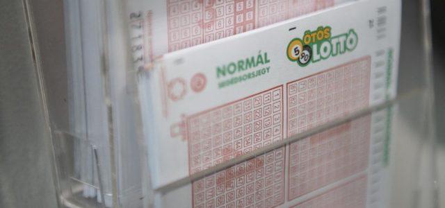 Ötös lottó: három nyerőszám is hatossal kezdődik