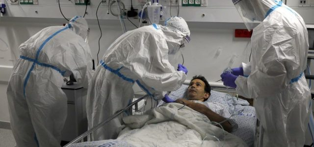 Izraelben rekordszámú új fertőzöttet diagnosztizáltak