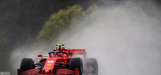 Leclerc-t még meg is büntették a pocsék időmérő után