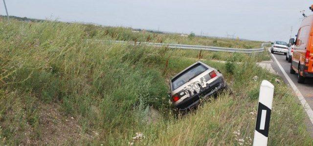 Nagyjából semmi nem stimmelt azzal a sofőrrel, akit baleset ért a 8-as főúton