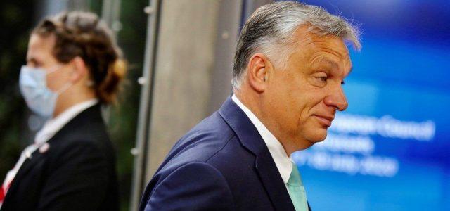 Orbán új jogállamisági javaslattal állt elő az EU-csúcson