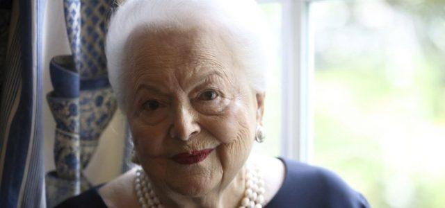 Elhunyt Olivia de Havilland, az Elfújta a szél sztárja