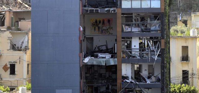 Kihallgattak egy orosz férfit a bejrúti robbantással kapcsolatban