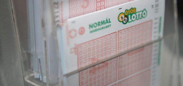 Kihúzták az ötös lottó számait