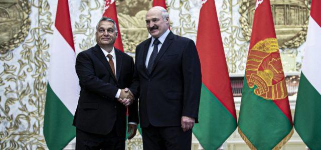 A magyar kormány nem kommentálta a belorusz eseményeket
