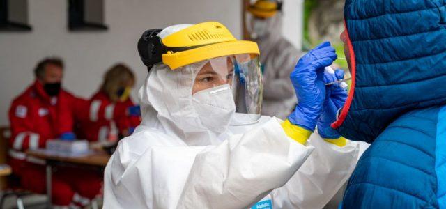 Ausztriában újra 100 fölött az új fertőzöttek száma