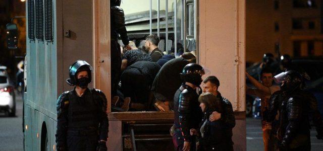 A belorusz hatóságok megerősítették egy tüntető halálát
