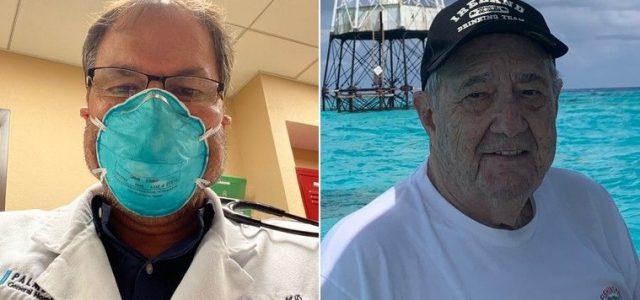 Apa és fia orvospáros halt bele a koronavírusba
