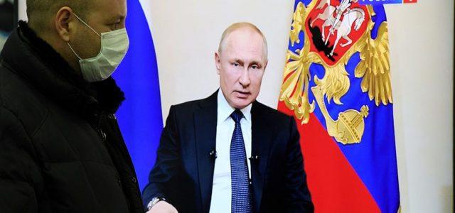 Putyin koronavírus-vakcinája nem egy életbiztosítás