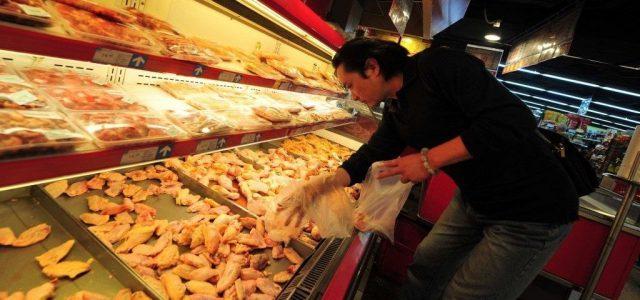 Koronavírusos volt a Brazíliából importált fagyasztott csirkeszárny