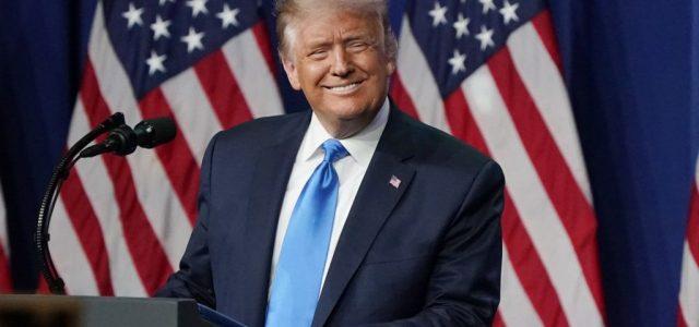 Hivatalos: Donald Trump a Republikánus Párt elnökjelöltje