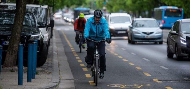 Pár napon belül döntenek az új kerékpársávokról Budapesten
