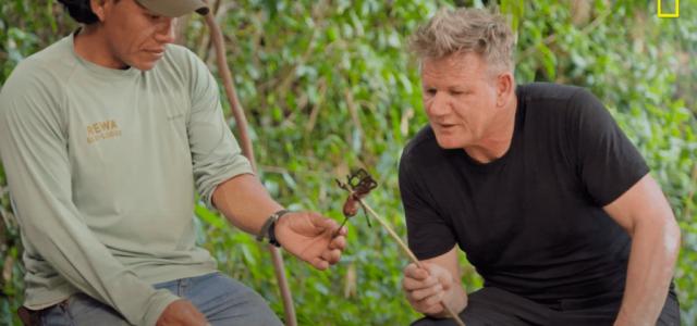 Itthon is lesz második évada Gordon Ramsay vad utazós-főzős műsorának