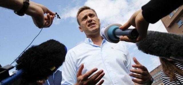 Idegmérget mutattak ki Navalnij szervezetében Németországban