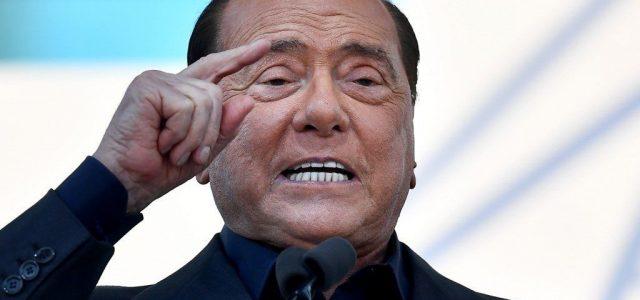 Silvio Berlusconi koronavírusos