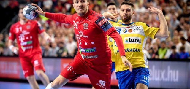 Bekezdett a Veszprém, 40 gólt dobott az első meccsén