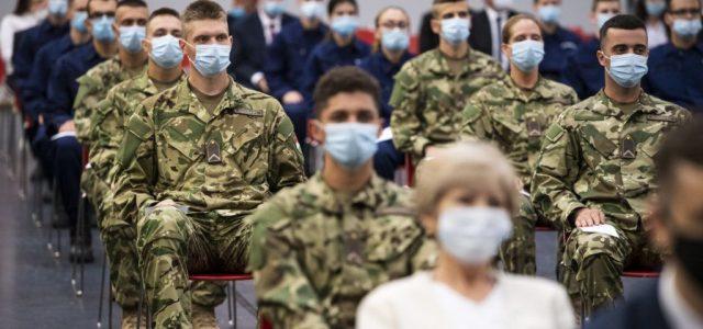 A Nemzeti Közszolgálati Egyetem 12 hallgatójánál mutatták ki a koronavírust