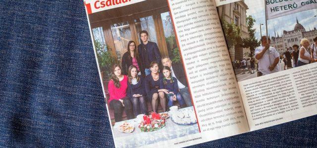 Nem csak Orbán családi fotója állhat a 168 Óra főszerkesztőjének kirúgása mögött