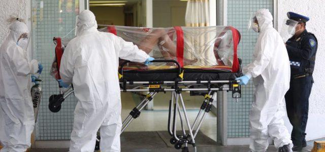 Mexikóban halt meg a járvány miatt a legtöbb egészségügyi dolgozó