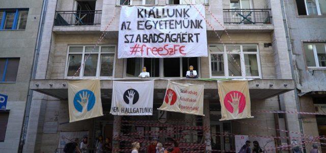 Vidnyánszky tanítványai is tiltakoznak Vidnyánszky ellen