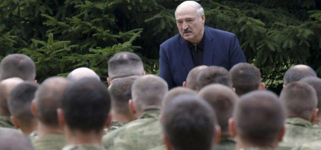Lukasenka az orosz miniszterelnökkel tárgyalt