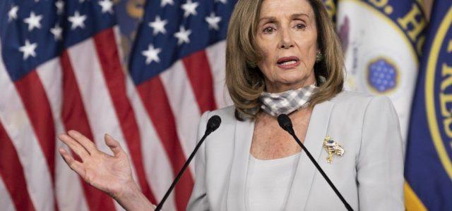 A demokrata házelnök besétált egy fodrászatba, amiből óriási balhé lett