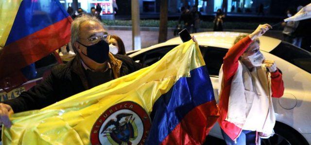 13 kolumbiai képviselő kapta el a koronavírust