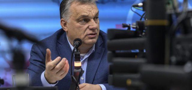 Orbán: az unió most is a magyar példát fogja követni