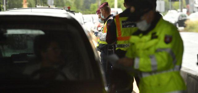 Megnyitják az egyik átkelőt a magyar-osztrák határon