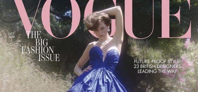 Emma Corrin még a barátainak sem mondta el, hogy ő játssza majd Diana hercegnét A korona című sorozatban