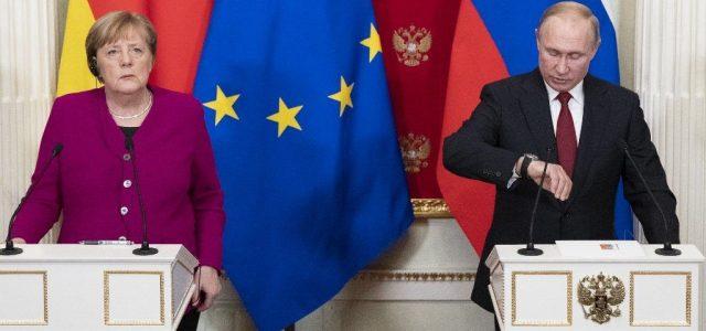 Navalnij-ügy: Moszkva bekérette a német nagykövetet