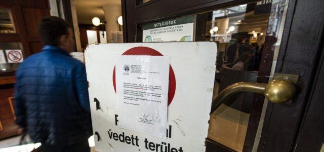 Müller Cecília teljes körű látogatási tilalmat rendelt el a kórházakban