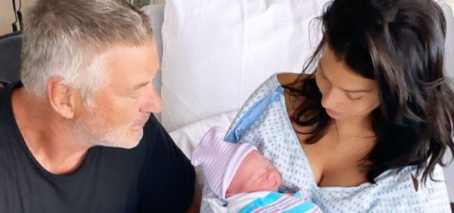 Megszületett Alec Baldwin hatodik gyereke