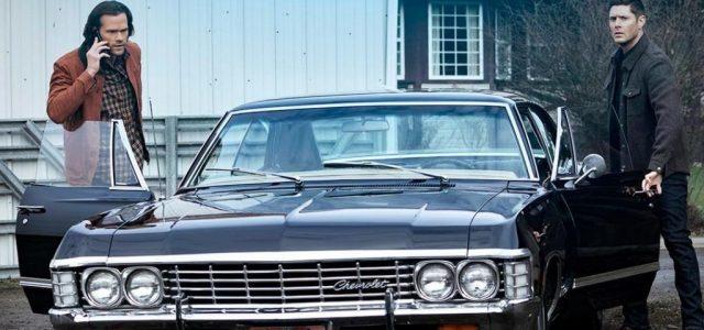 Nem hiszed el, de Jensen Ackles megkapta az Odaát fekete Chevy Impaláját