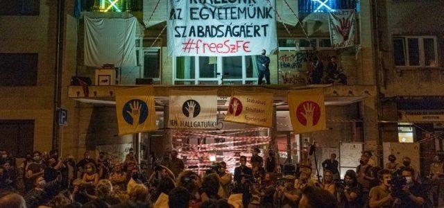 Az SZFE dolgozói sztrájkot hirdetnek