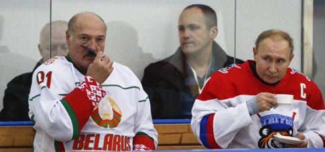 Oroszország megsegíti a bajban lévő Lukasenka-rezsimet